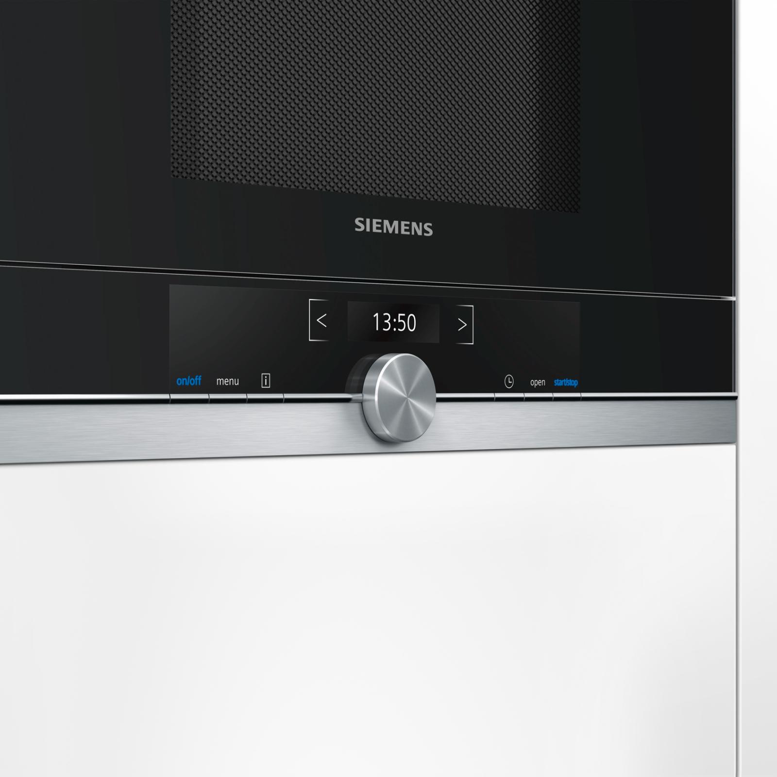 Микроволновая печь Siemens BE 634 RGS1 (BE634RGS1) изображение 3