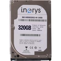 """Жесткий диск для ноутбука 2.5"""" 320Gb i.norys (INO-IHDD0320S2-N1-5408)"""