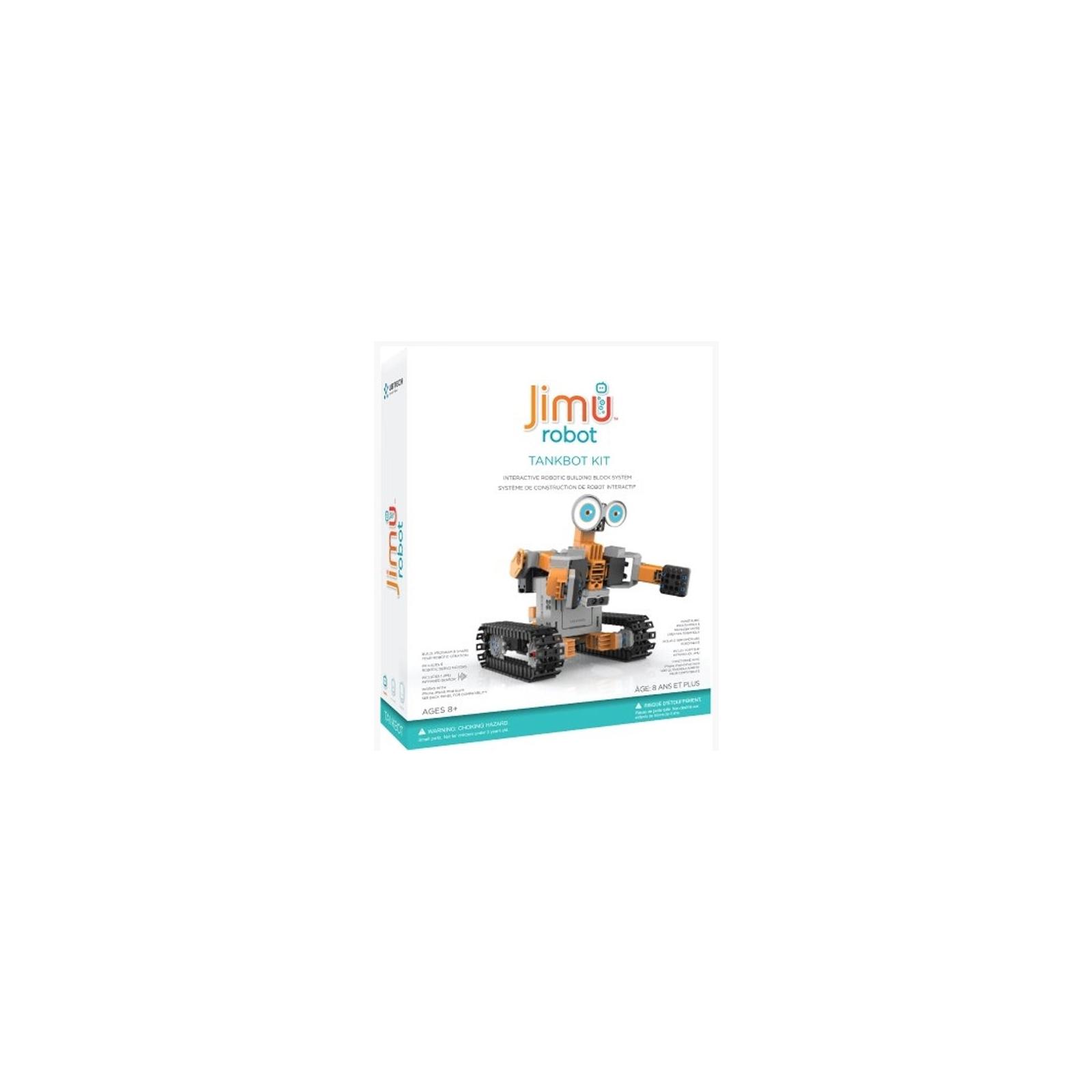 Робот Ubtech JIMU Tankbot (6 servos) (JR0601-1) изображение 10