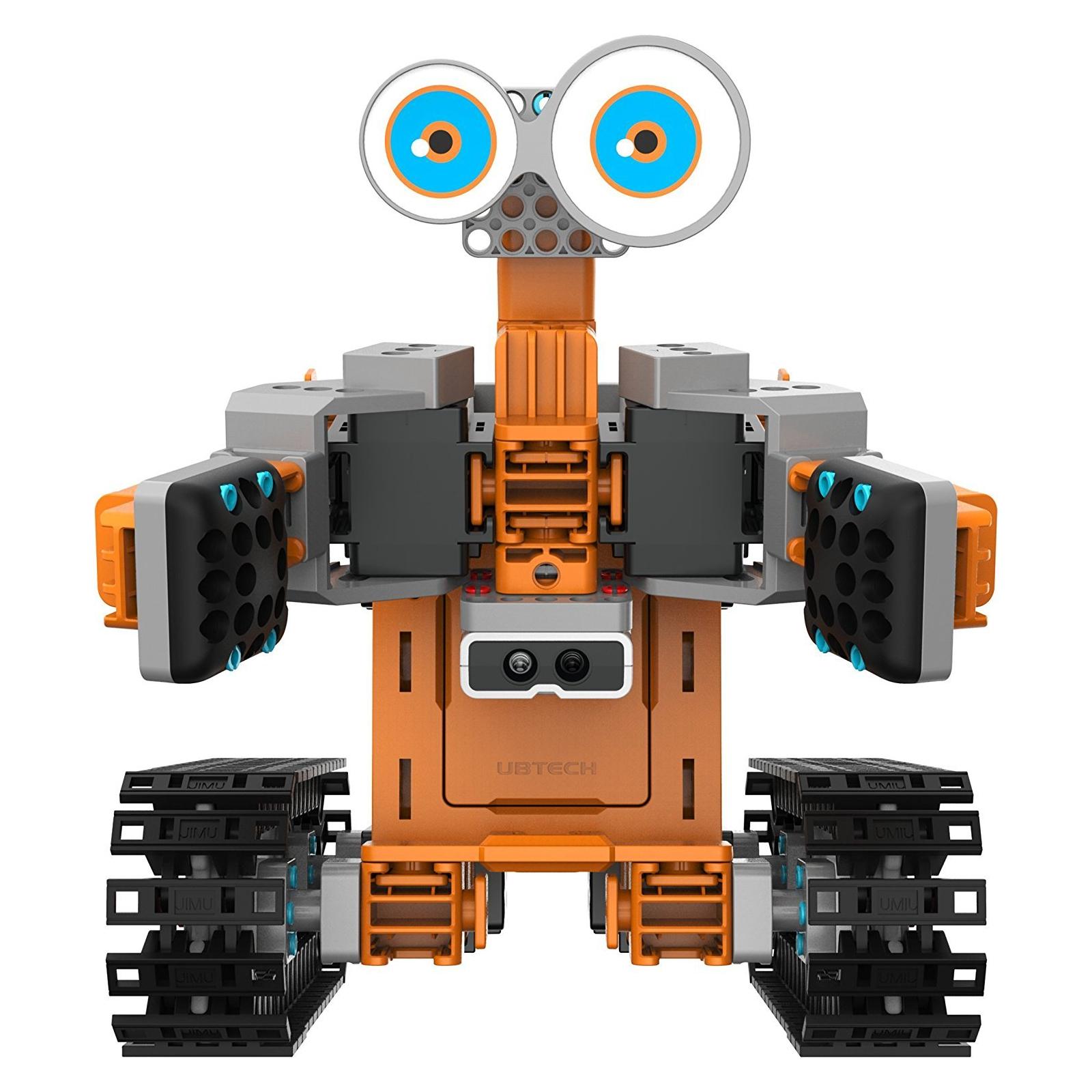 Робот Ubtech JIMU Tankbot (6 servos) (JR0601-1) изображение 2