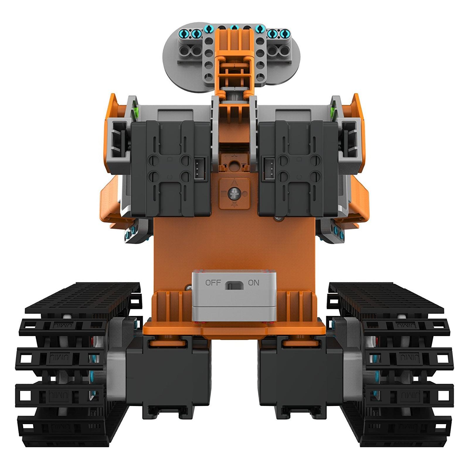 Робот Ubtech JIMU Tankbot (6 servos) (JR0601-1) изображение 3