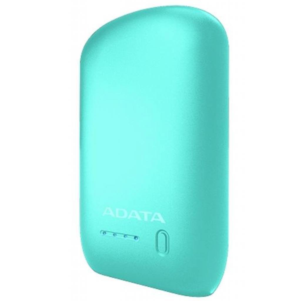 Батарея универсальная ADATA P10050 10050mAh Green (AP10050-DUSB-5V-CGN)