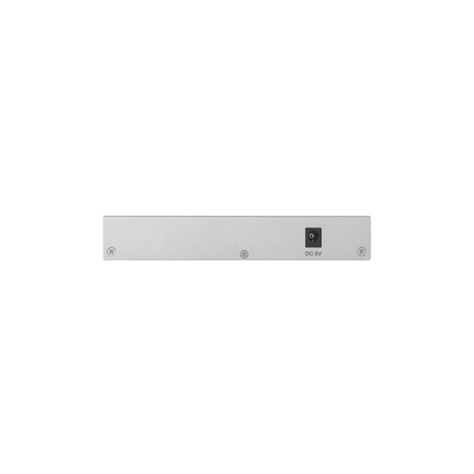 Коммутатор сетевой ZyXel GS1200-8 (GS1200-8-EU0101F) изображение 4