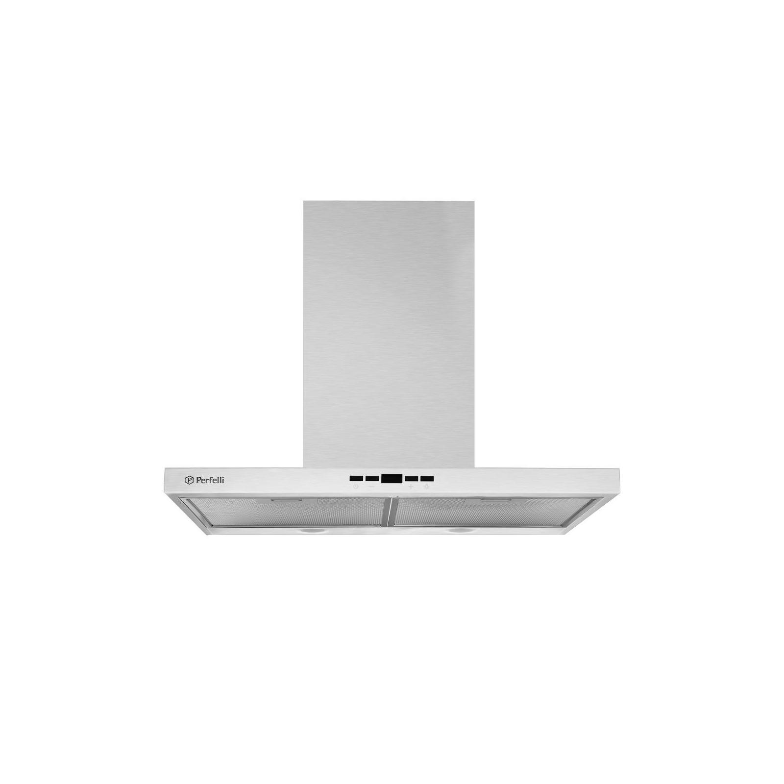 Вытяжка кухонная PERFELLI TET 6612 A 1000 I LED