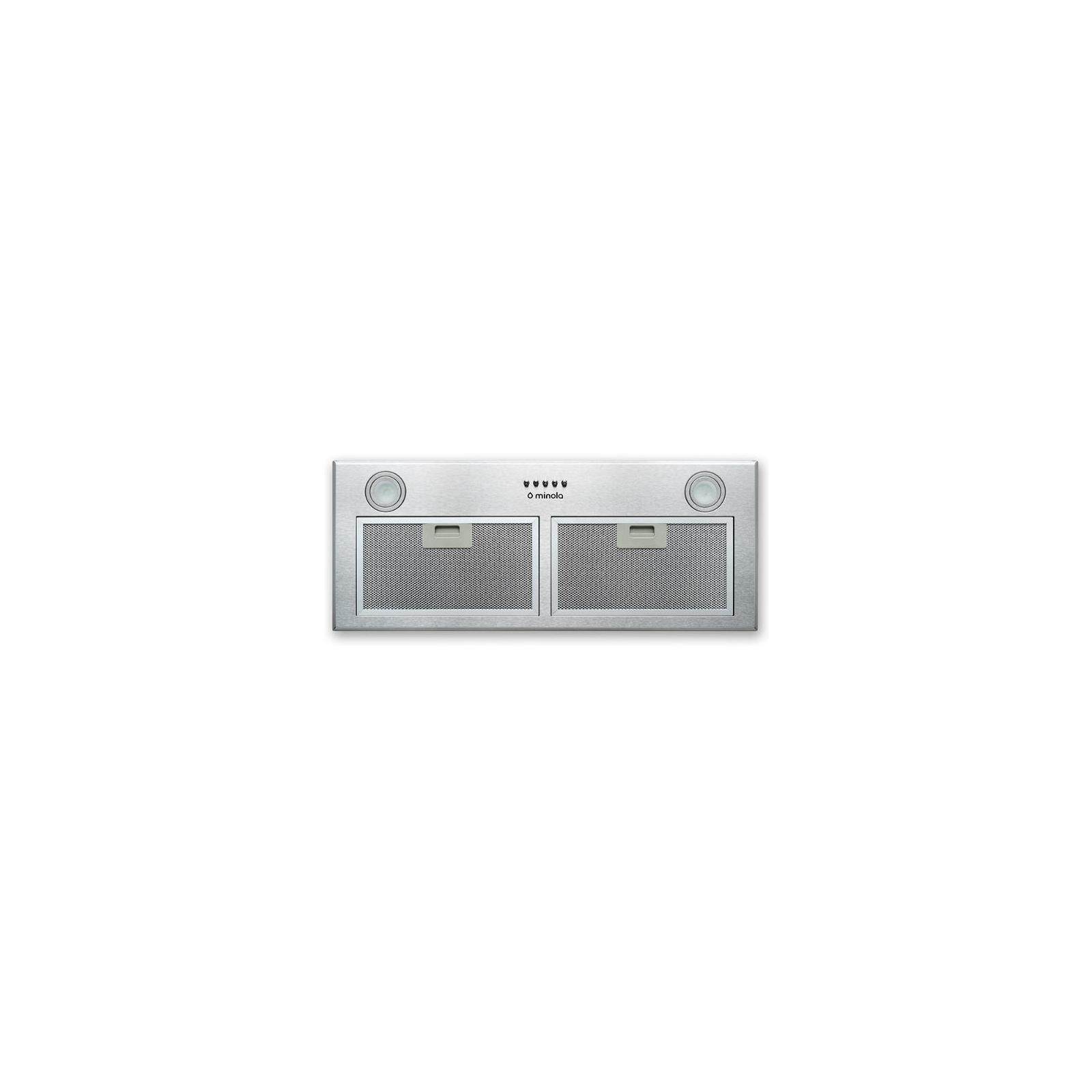 Вытяжка кухонная MINOLA HBI 7812 I 1200 LED изображение 3