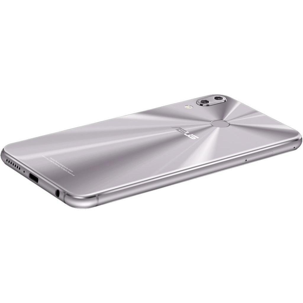 Мобильный телефон ASUS Zenfone 5 4/64Gb ZE620KL Meteor Silver (ZE620KL-1H013WW) изображение 4