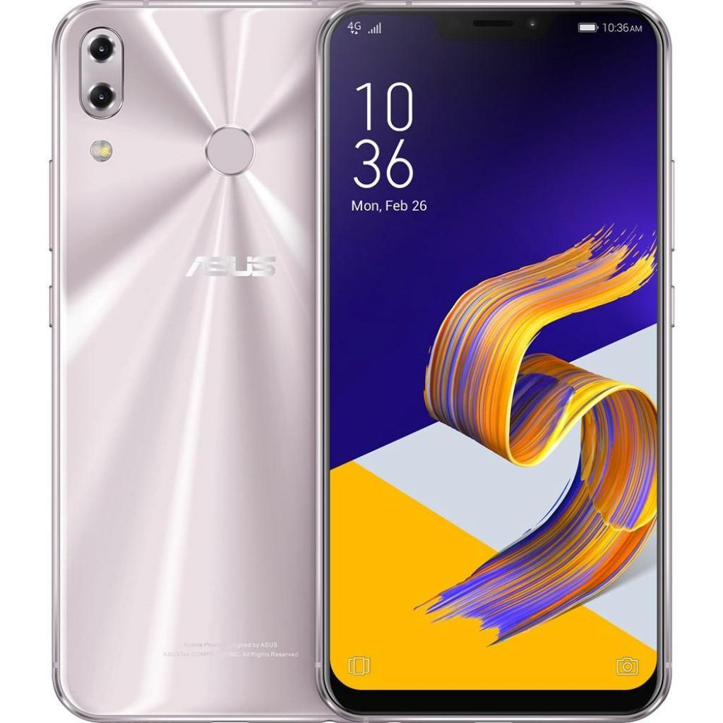 Мобильный телефон ASUS Zenfone 5 4/64Gb ZE620KL Meteor Silver (ZE620KL-1H013WW) изображение 5