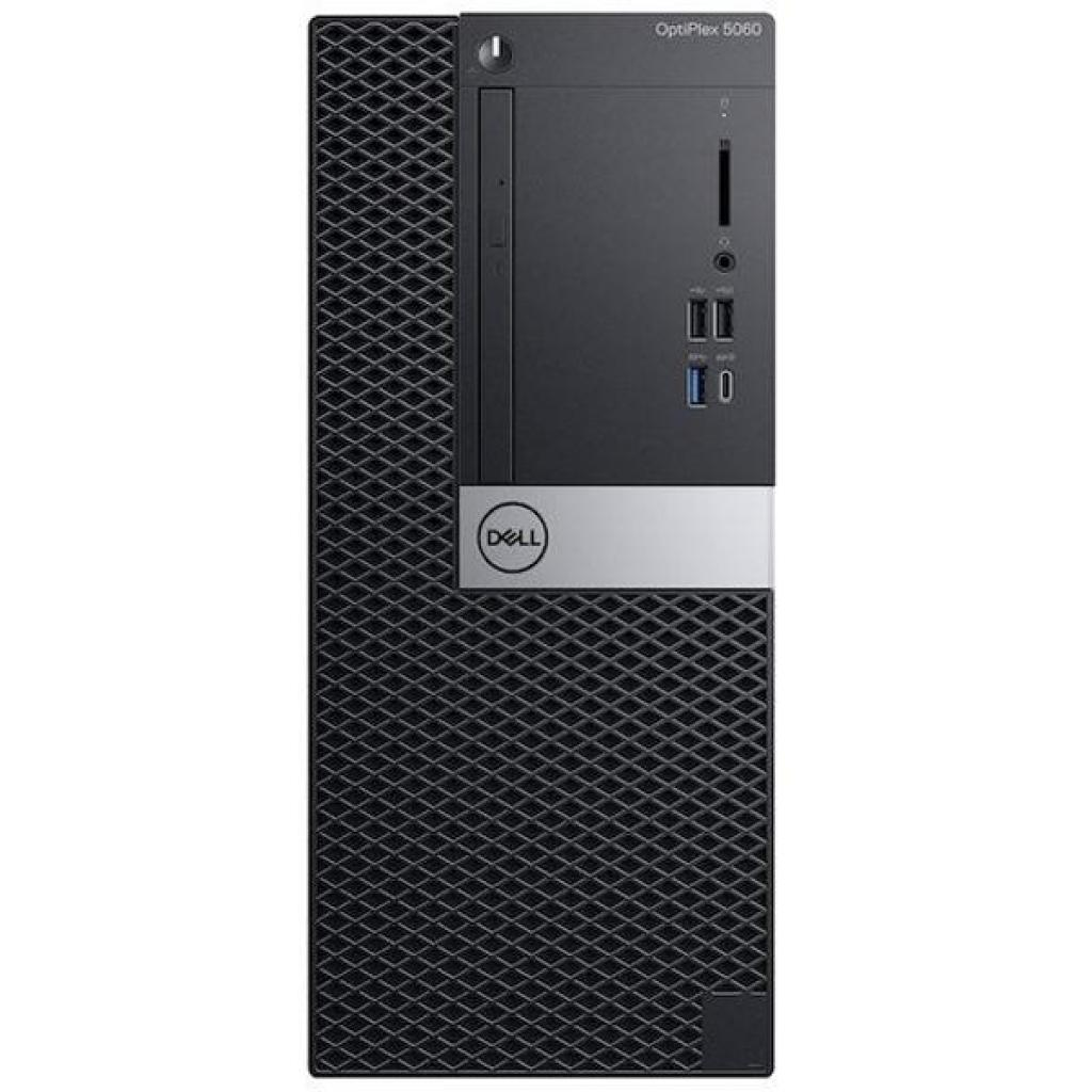 Компьютер Dell OptiPlex 5060 MT (N038O5060MT) изображение 2