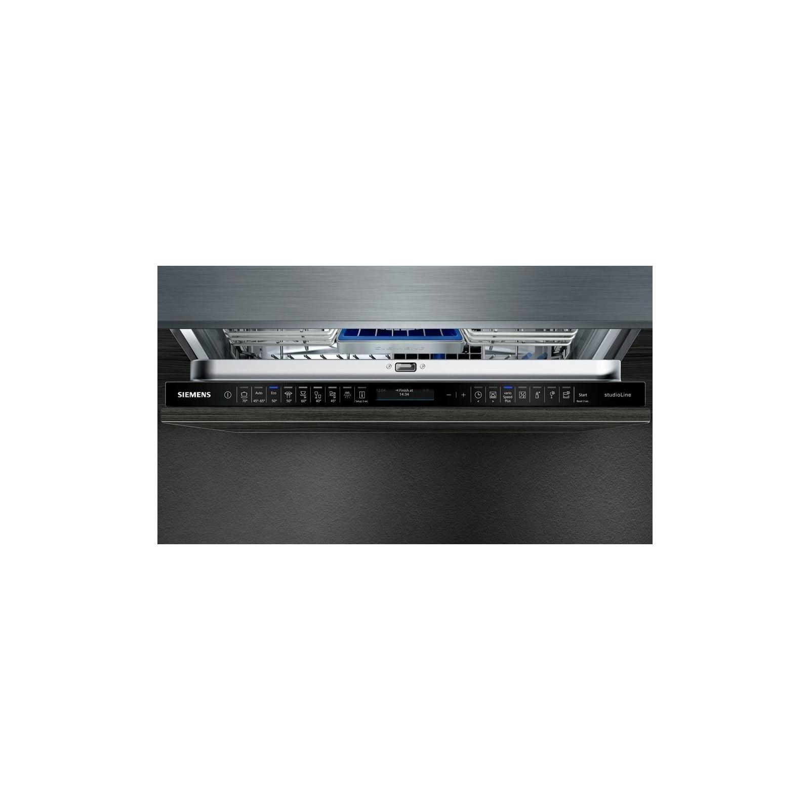 Посудомоечная машина Siemens SX 857 X00PE изображение 2