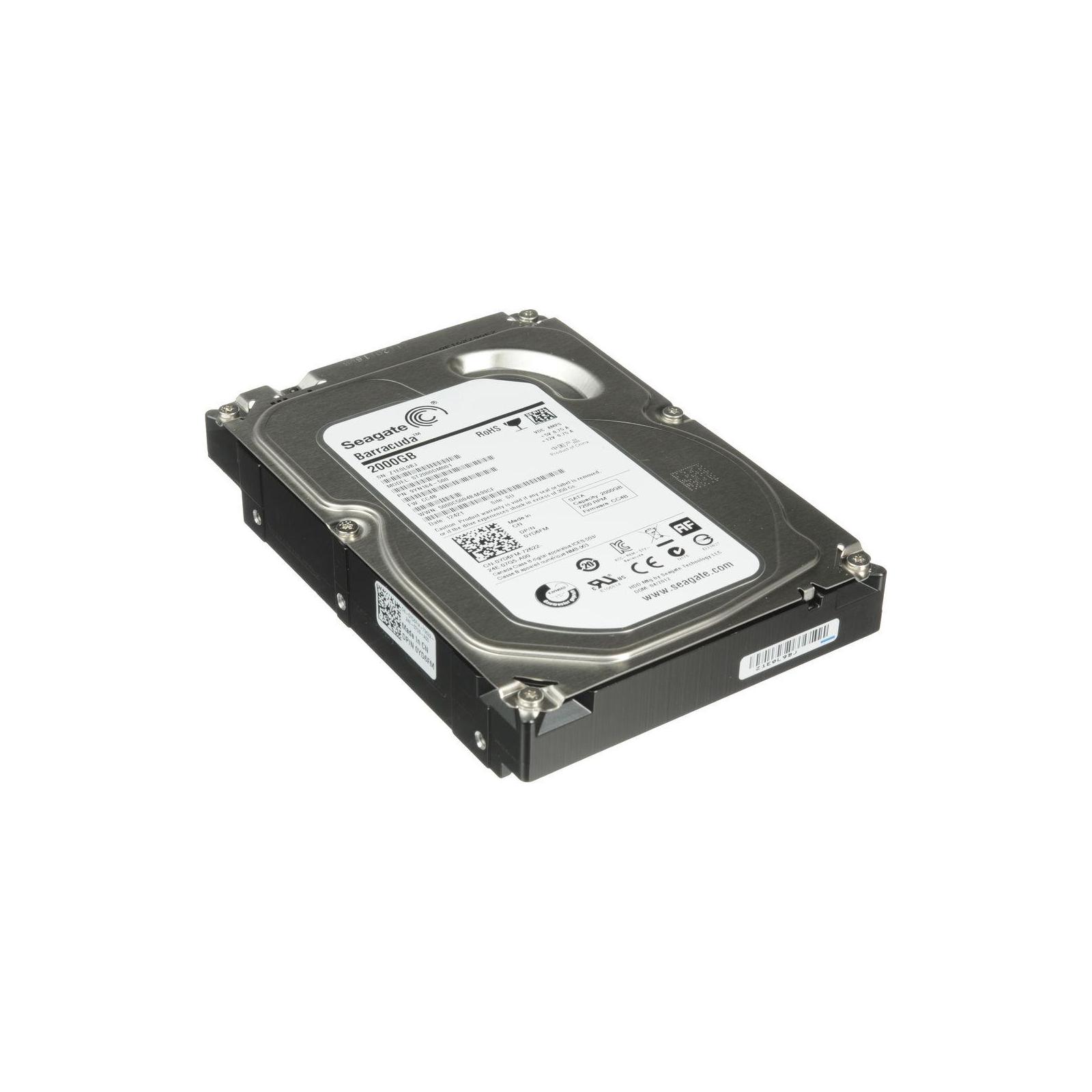 """Жесткий диск 3.5"""" 2TB Seagate (# ST2000VM003-FR #) изображение 2"""