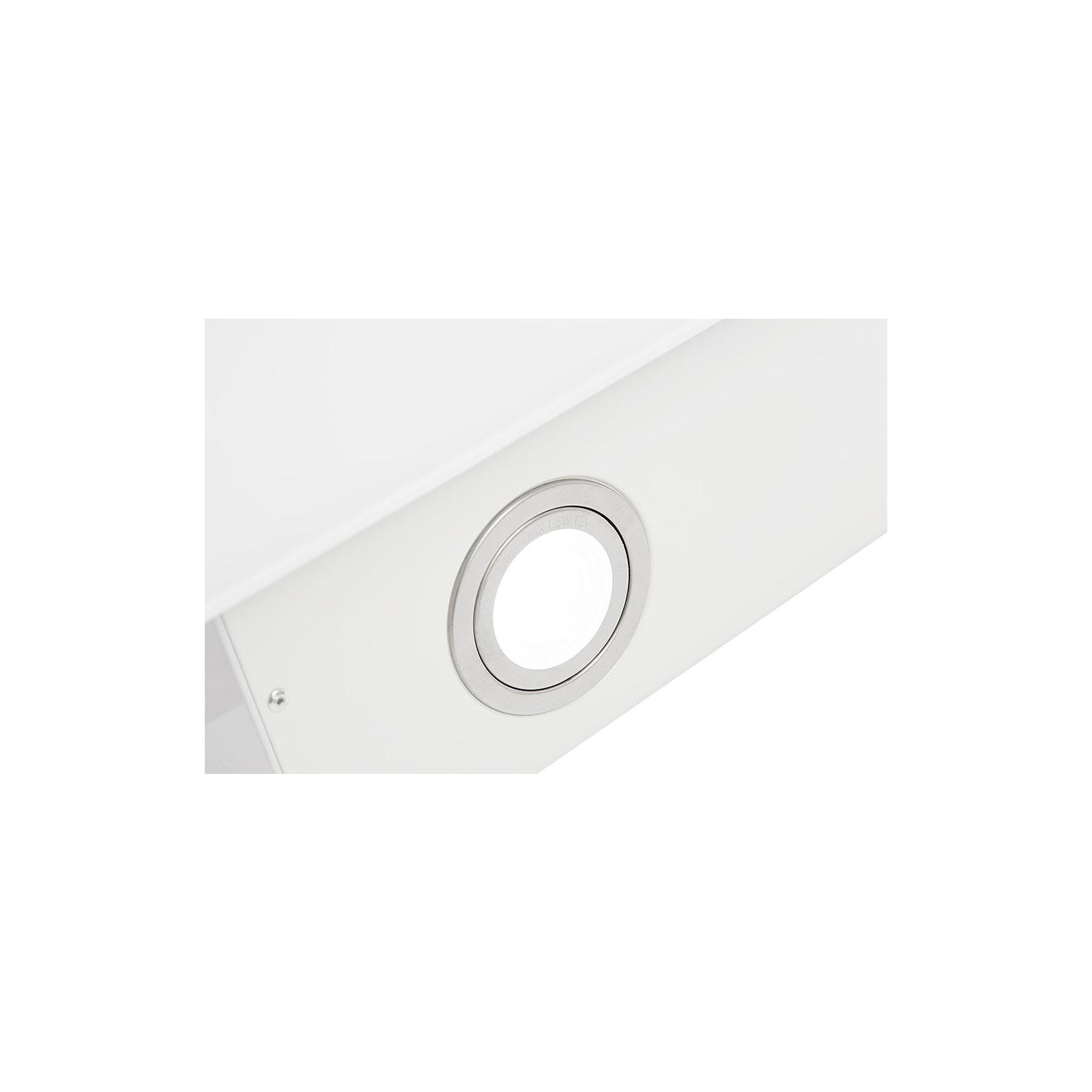 Вытяжка кухонная INTERLINE AIR WH A/60/GL/T изображение 4