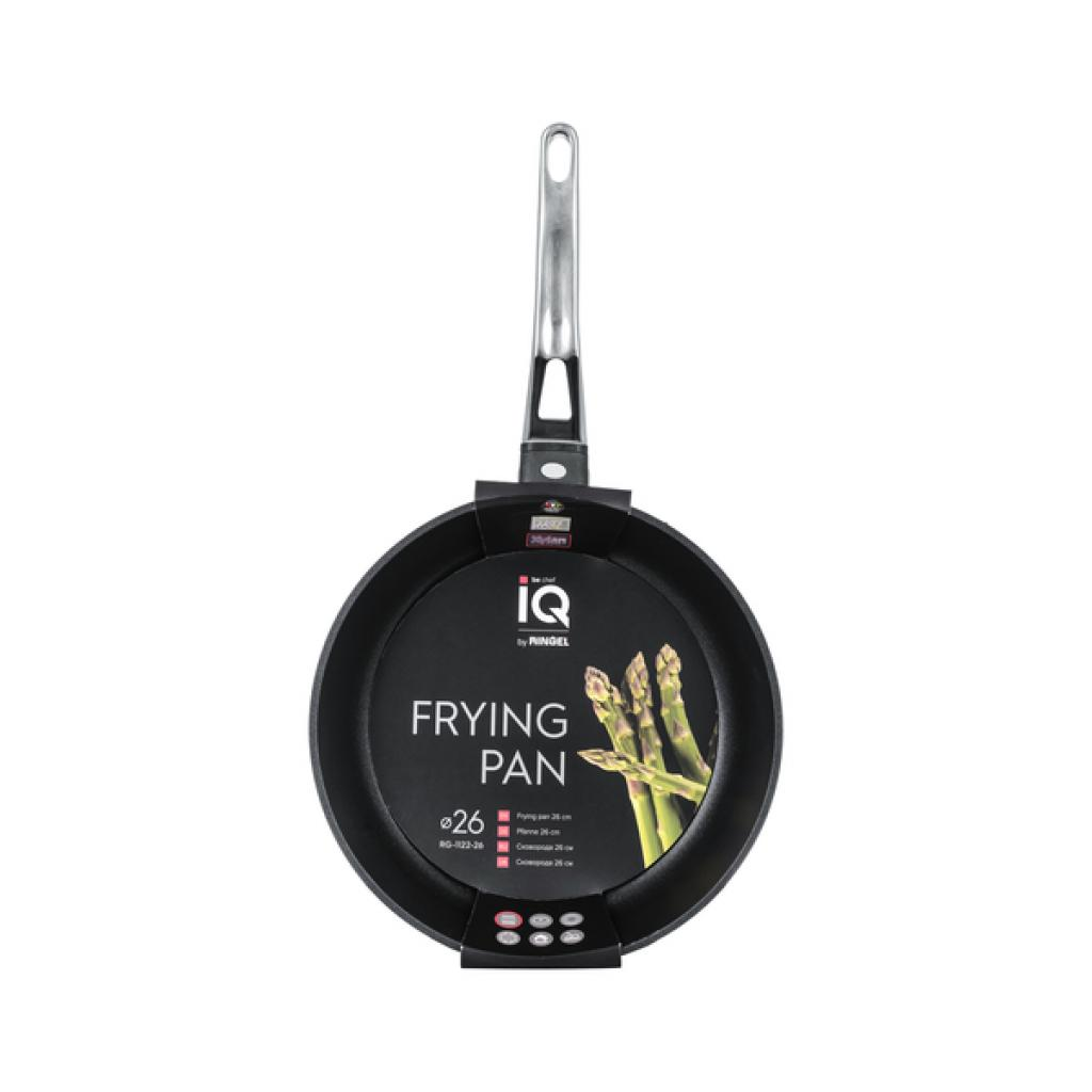 Сковорода Ringel IQ Be Chef 28 см (RG-1126-28) изображение 5