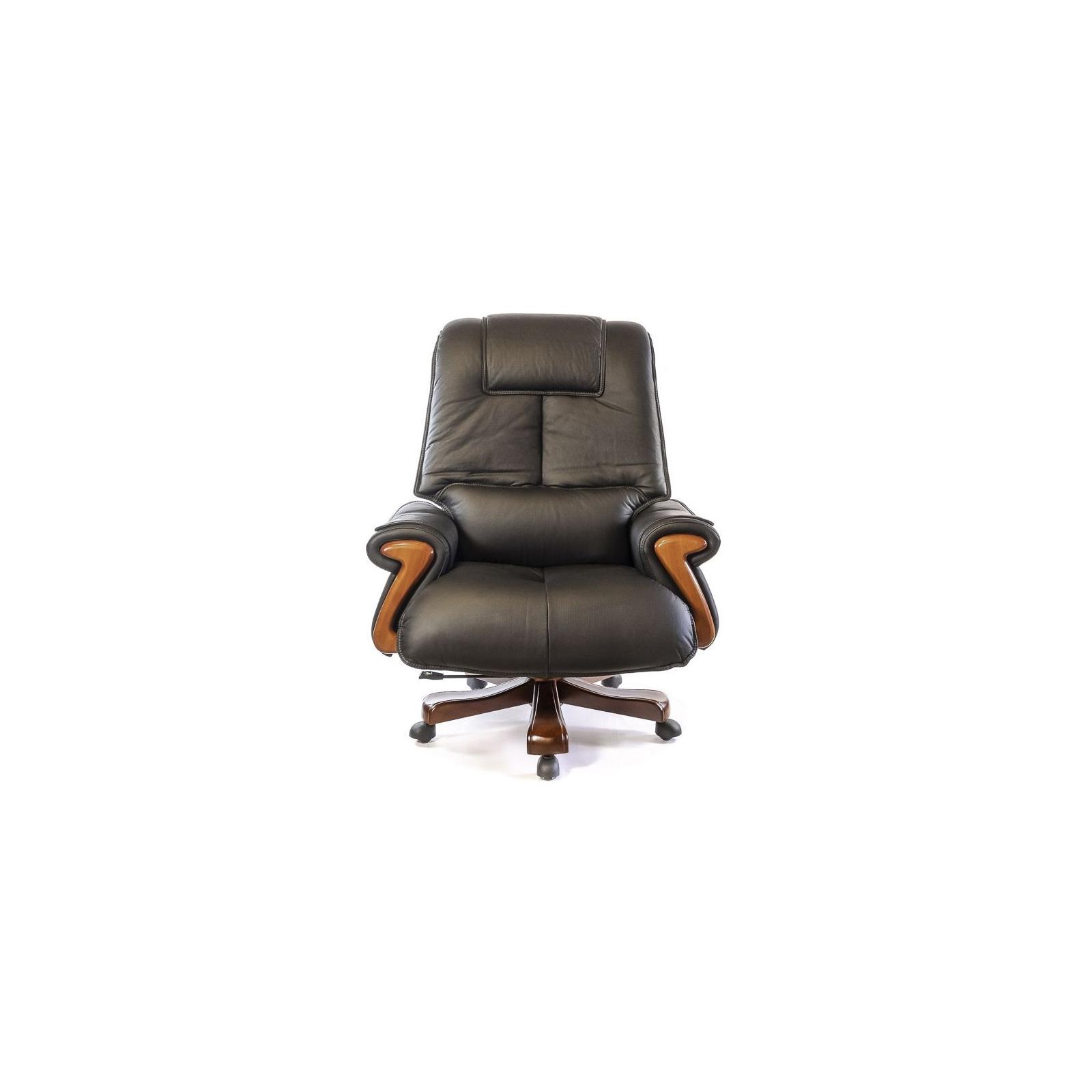 Офисное кресло Аклас Вольтер EX RL Черное (13620) изображение 2