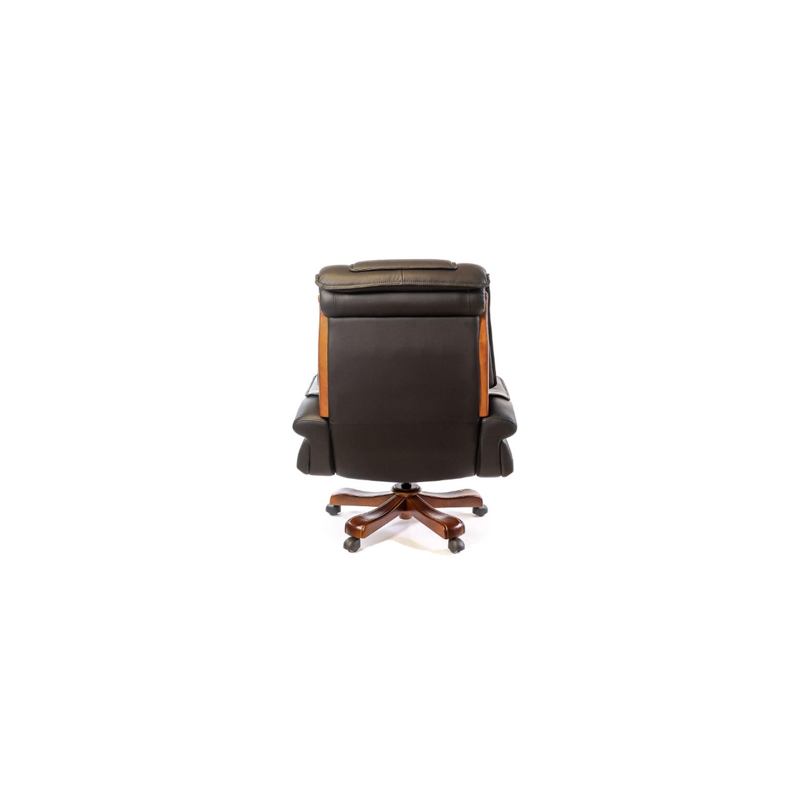 Офисное кресло Аклас Вольтер EX RL Черное (13620) изображение 5