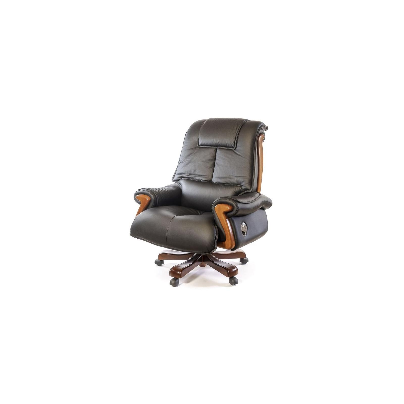 Офисное кресло Аклас Вольтер EX RL Черное (13620)