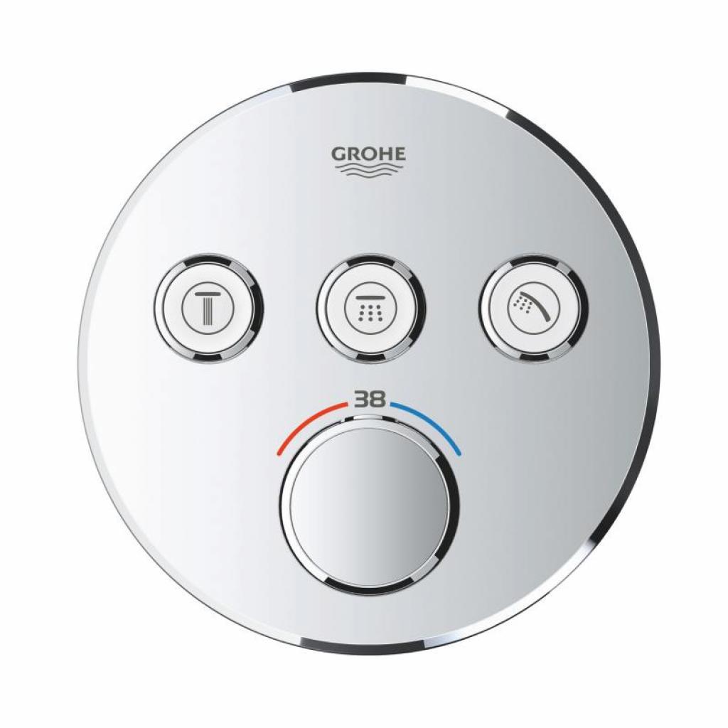 Термостатический смеситель Grohe GRT SmartControl (29121000) изображение 2