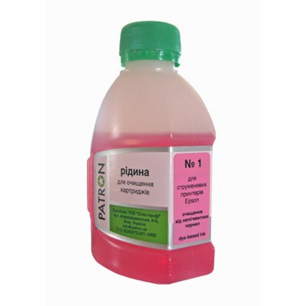 Чистящая жидкость PATRON №1 ДЛЯ EPSON Водор. 180г (CS-PN-F5-018-1-180)