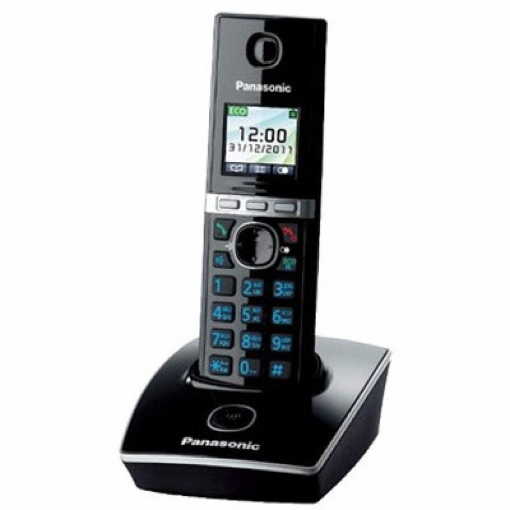 Телефон DECT PANASONIC KX-TG8051UAB