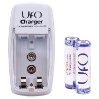 Зарядное устройство для аккумуляторов RP866 2хAA/AAA + 2х2300mAh UFO (RP866+2xHR6 2300)