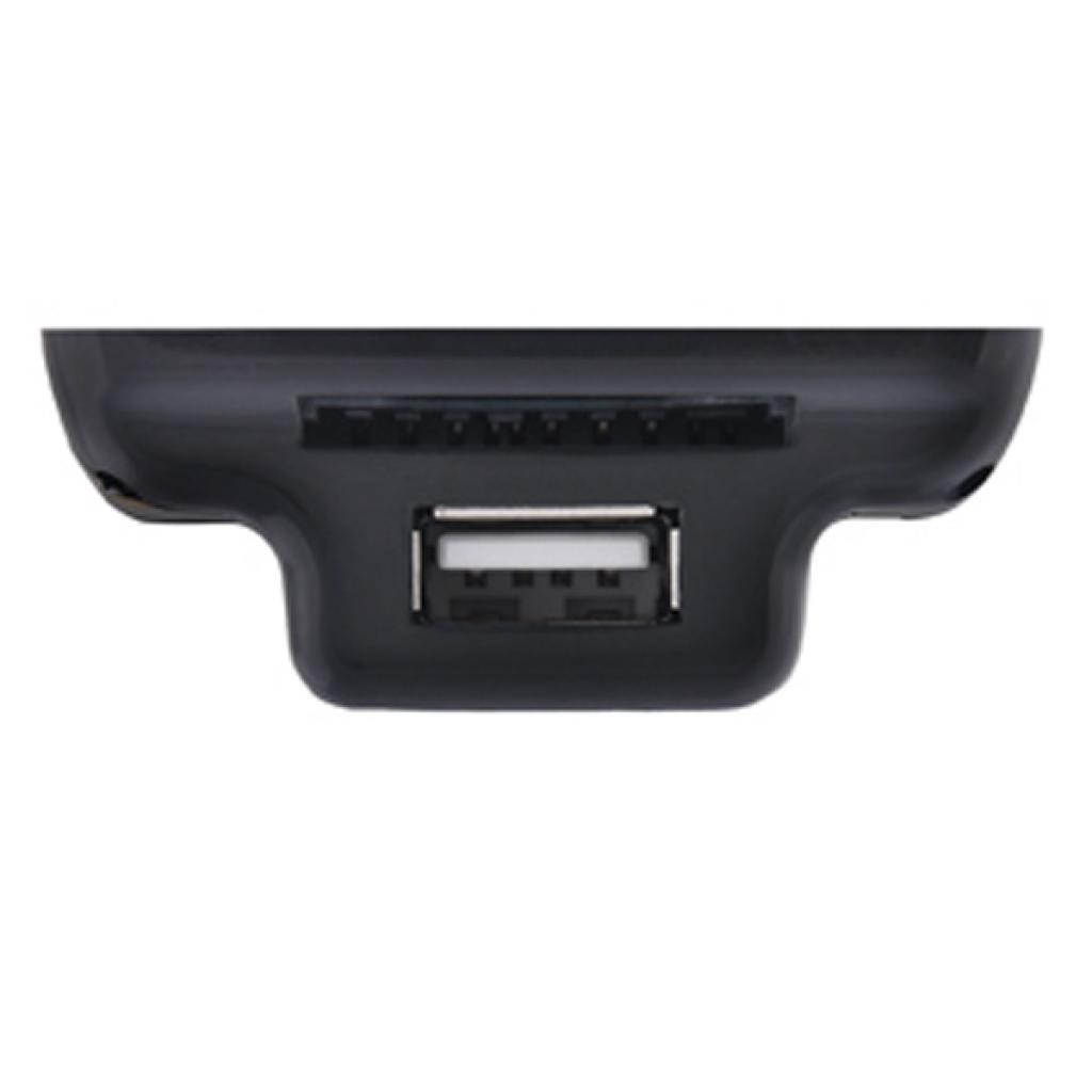 Автомобильный MP3-FM модулятор CUFM22GRX black SD/USB Grand-X (CUFM22GRX black) изображение 2