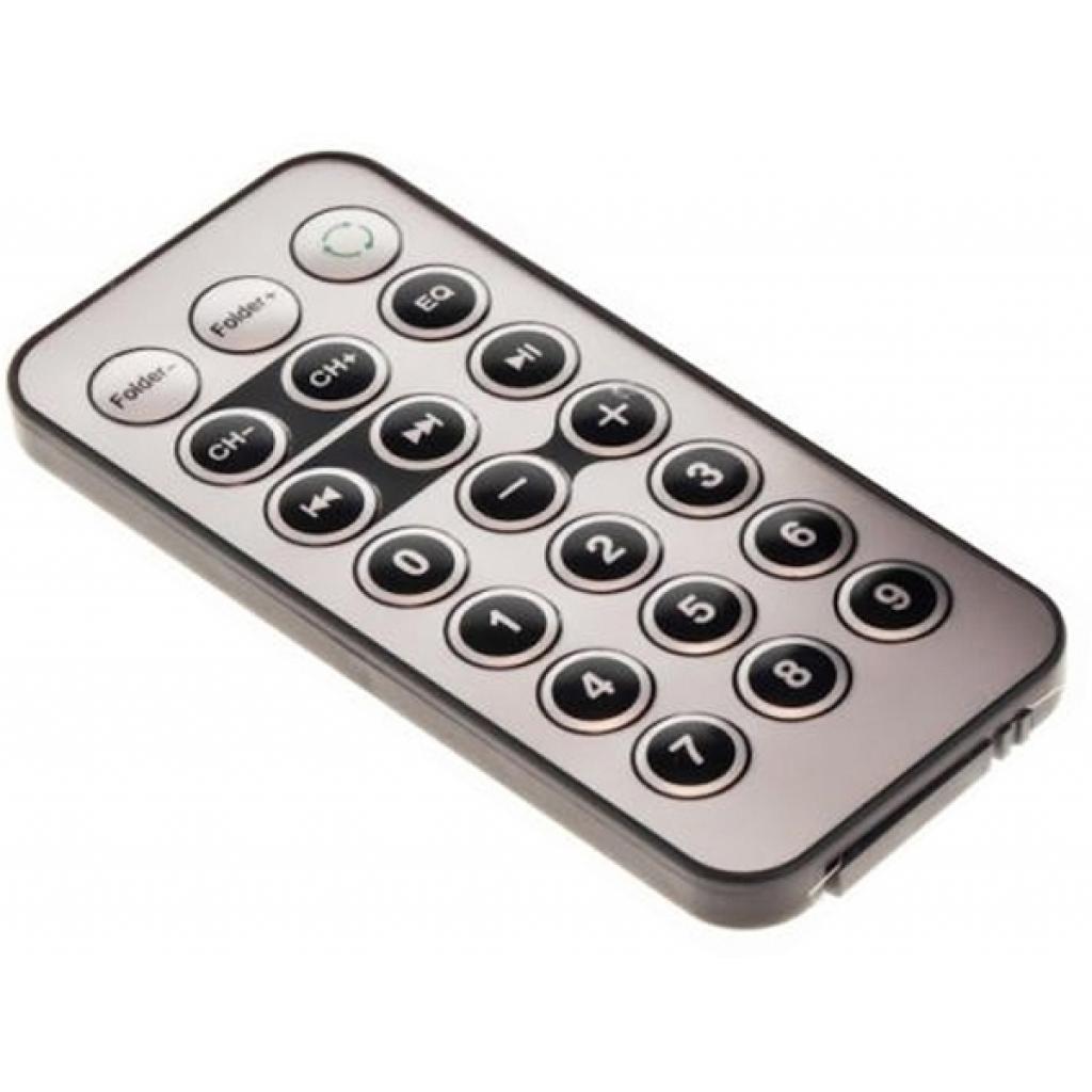Автомобильный MP3-FM модулятор Grand-X CUFM22GRX black SD/USB (CUFM22GRX black) изображение 4