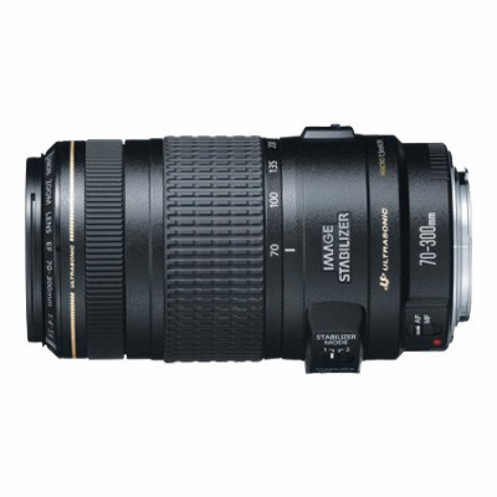 Объектив EF 70-300mm f/4-5.6 IS USM Canon (0345B006)