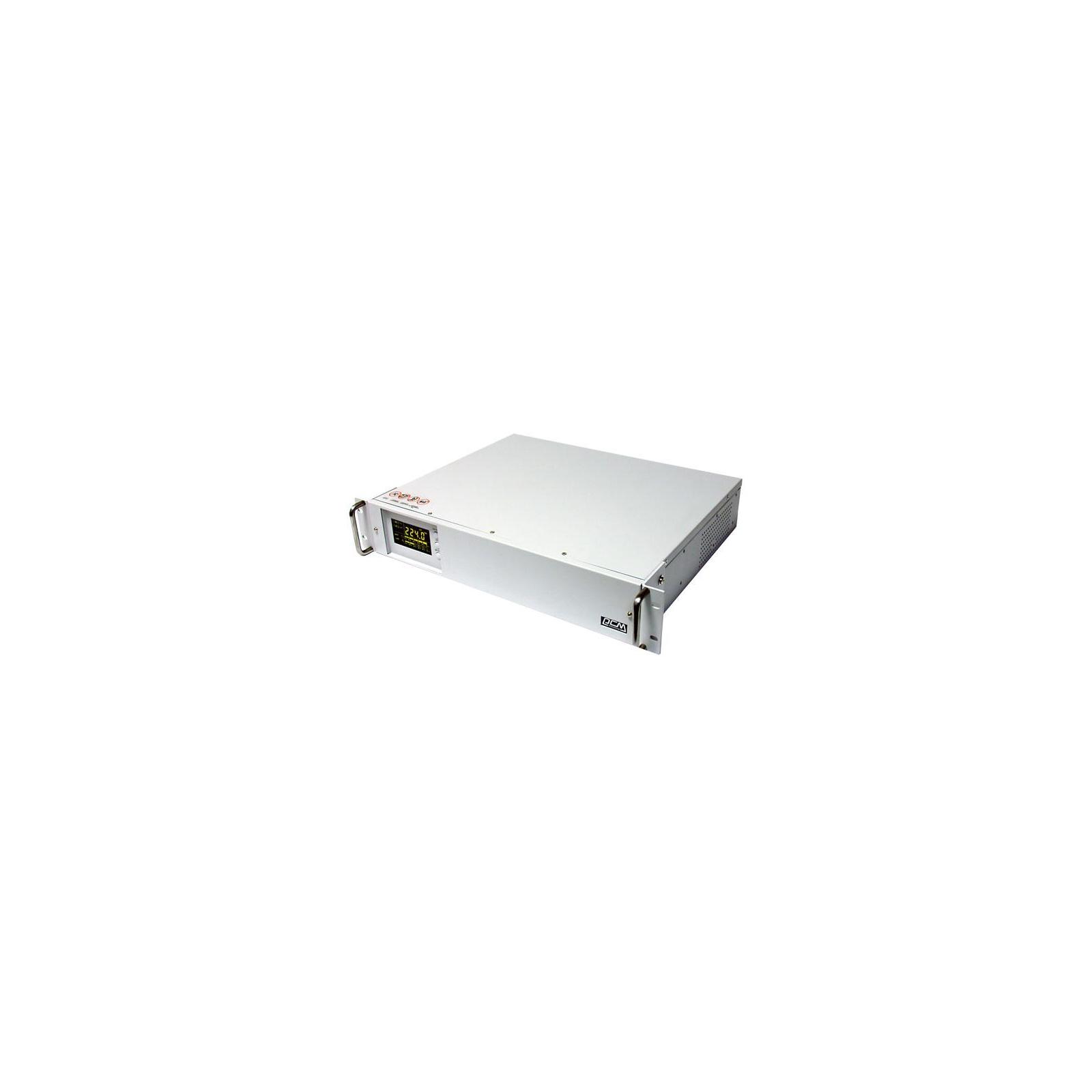 Источник бесперебойного питания SMK-2500A-RM LCD Powercom (RMK-2K5A-8GC-0011)