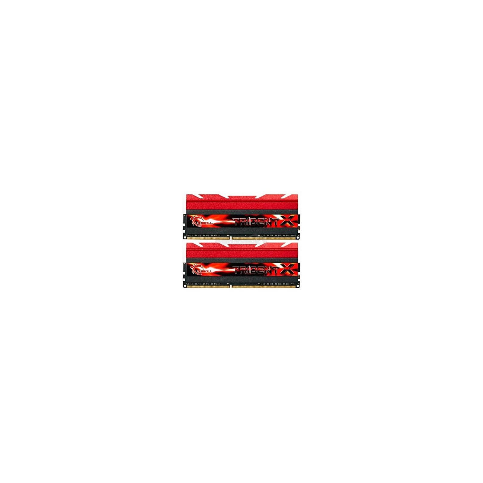 Модуль памяти для компьютера DDR3 16GB (2x8GB) 2400 MHz G.Skill (F3-2400C10D-16GTX)