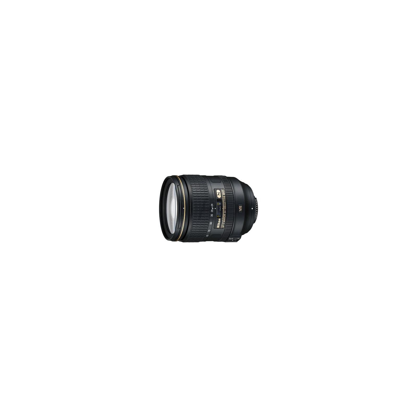 Объектив Nikon Nikkor AF-S 24-120mm f/4G ED VR (JAA811DA)