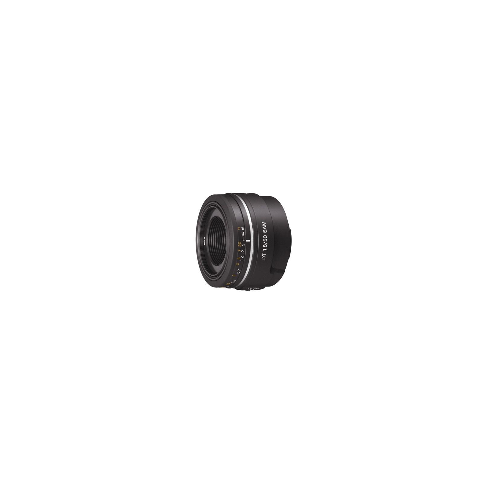 Объектив SONY 50mm f/1.8 SAM (SAL50F18.AE)