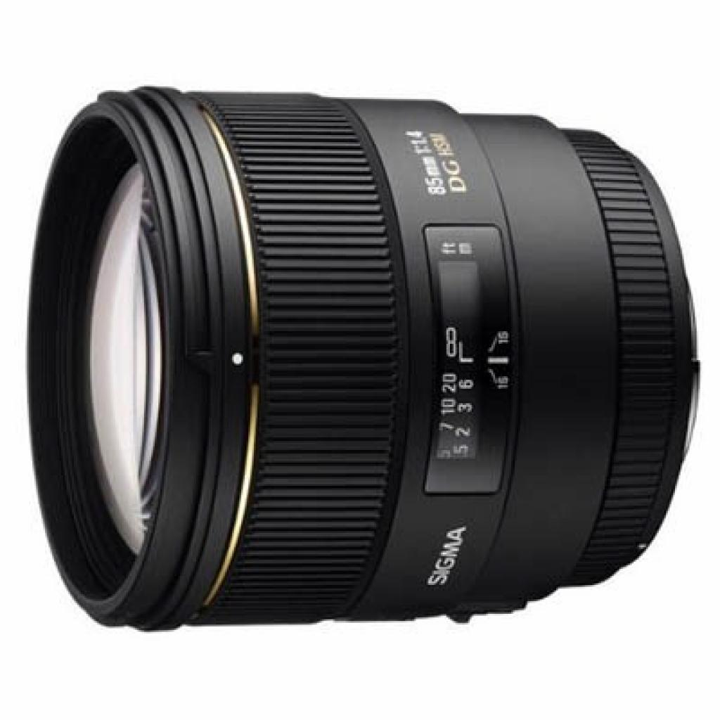 Объектив Sigma 85mm f/1.4 EX DG HSM for Canon (320954)
