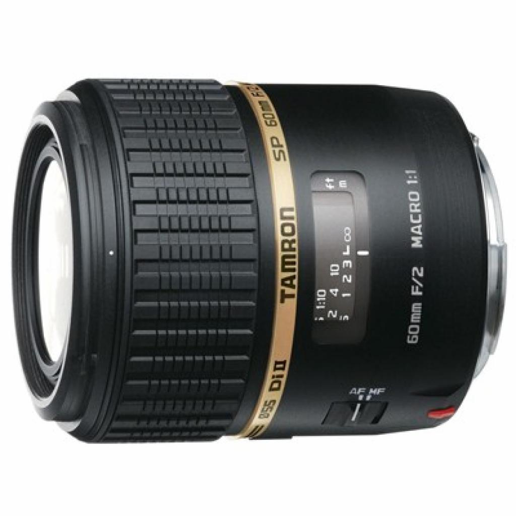 Объектив Tamron SP AF 60mm f/2 Di II LD (IF) macro 1:1 for Sony (SP AF 60mm for Sony)