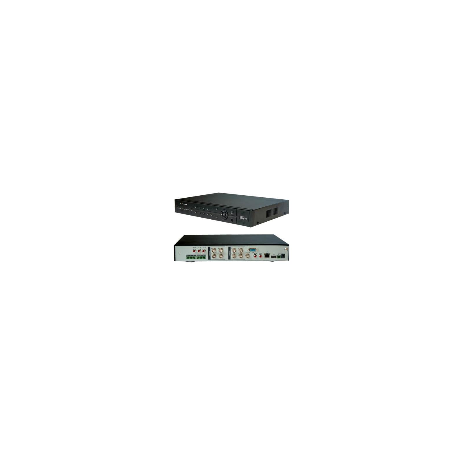 Регистратор для видеонаблюдения Tecsar M84-2D6C-2