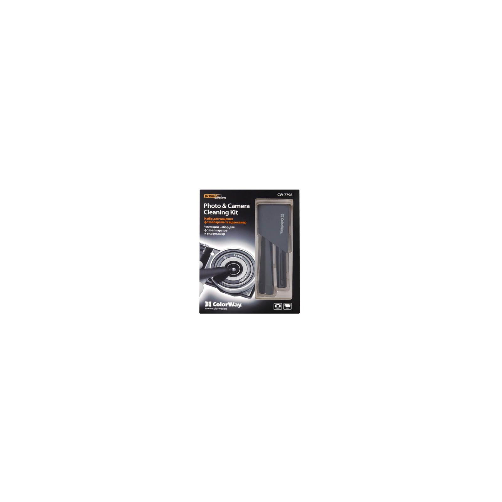 Очиститель для оптики Photo & Camera Cleaning Kit ColorWay (CW-7798)