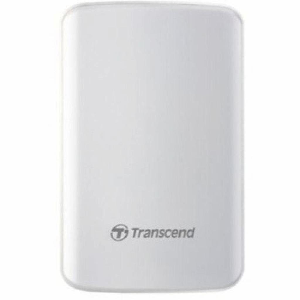 "Внешний жесткий диск 2.5"" 1TB Transcend (TS1TSJ25D3W)"