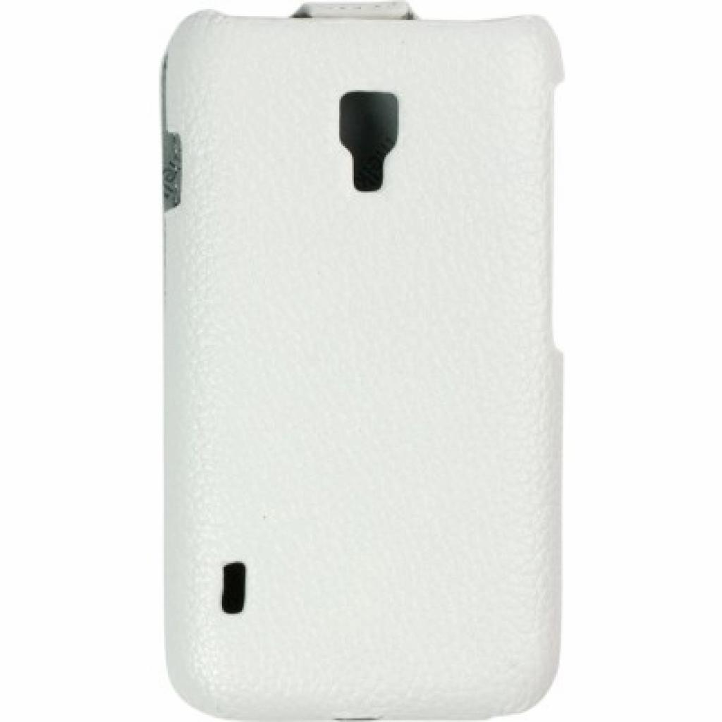 Чехол для моб. телефона Melkco для LG P715 Optimus L7 II Dual white (LGP715LCJT1WELC) изображение 2