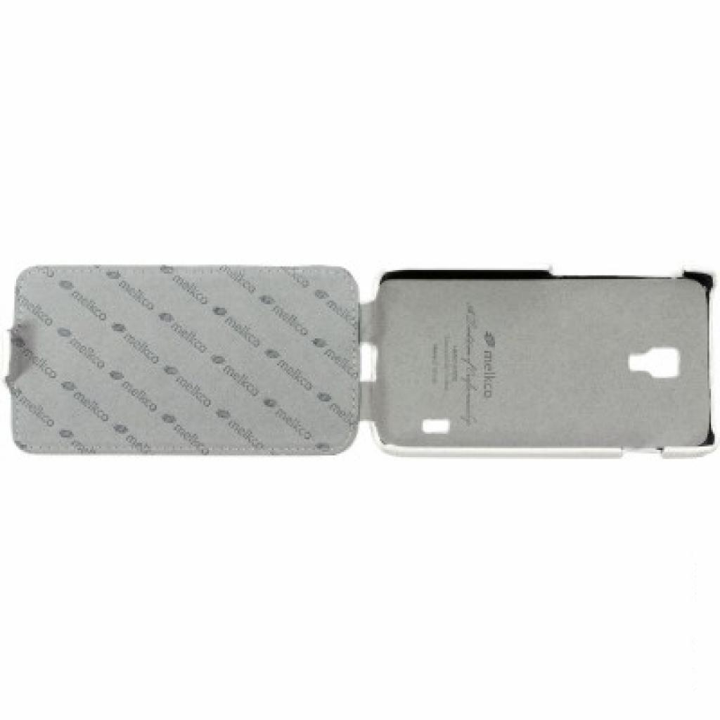 Чехол для моб. телефона Melkco для LG P715 Optimus L7 II Dual white (LGP715LCJT1WELC) изображение 4