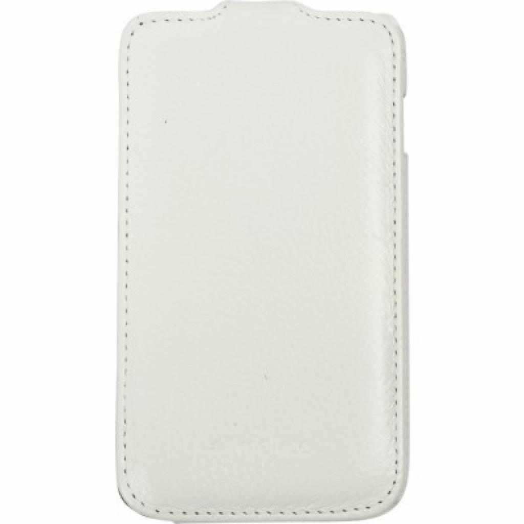 Чехол для моб. телефона Melkco для LG P715 Optimus L7 II Dual white (LGP715LCJT1WELC)