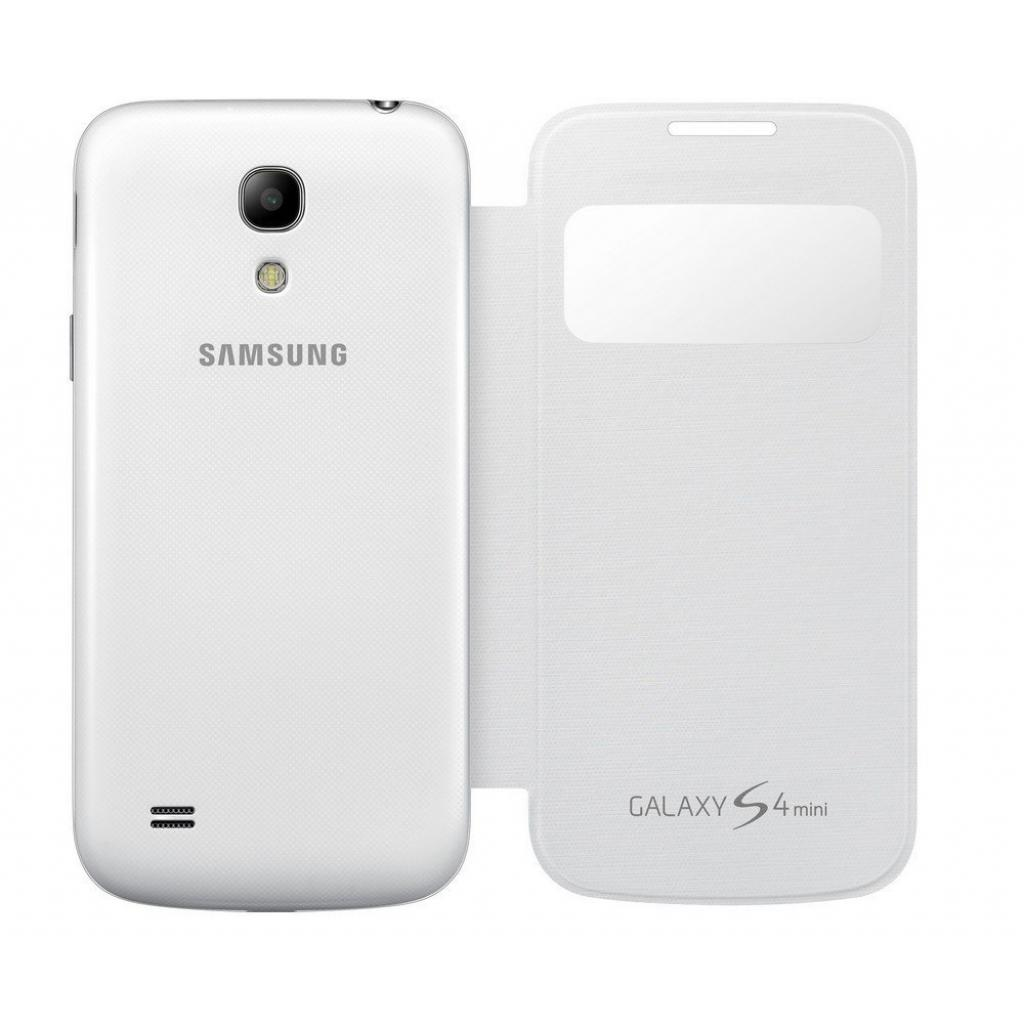 Чехол для моб. телефона Samsung I9195 S4 mini/White/S View Case (EF-CI919BWEGWW) изображение 5
