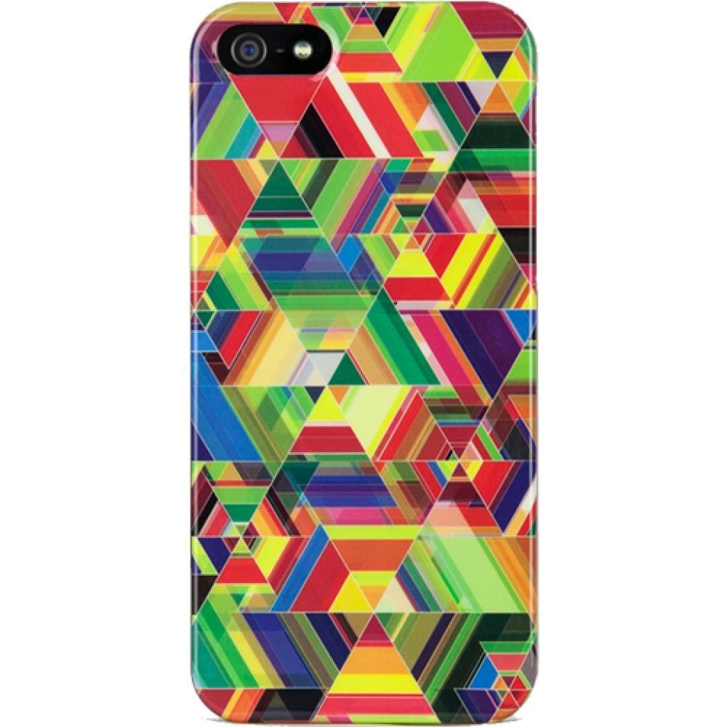 Чехол для моб. телефона ODOYO iPhone 5/5s CUBEN REFLECT (PH357RT)