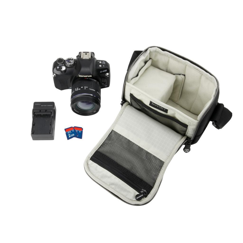Фото-сумка Crumpler Banana Cube S (Black) (BC-S-001) изображение 2