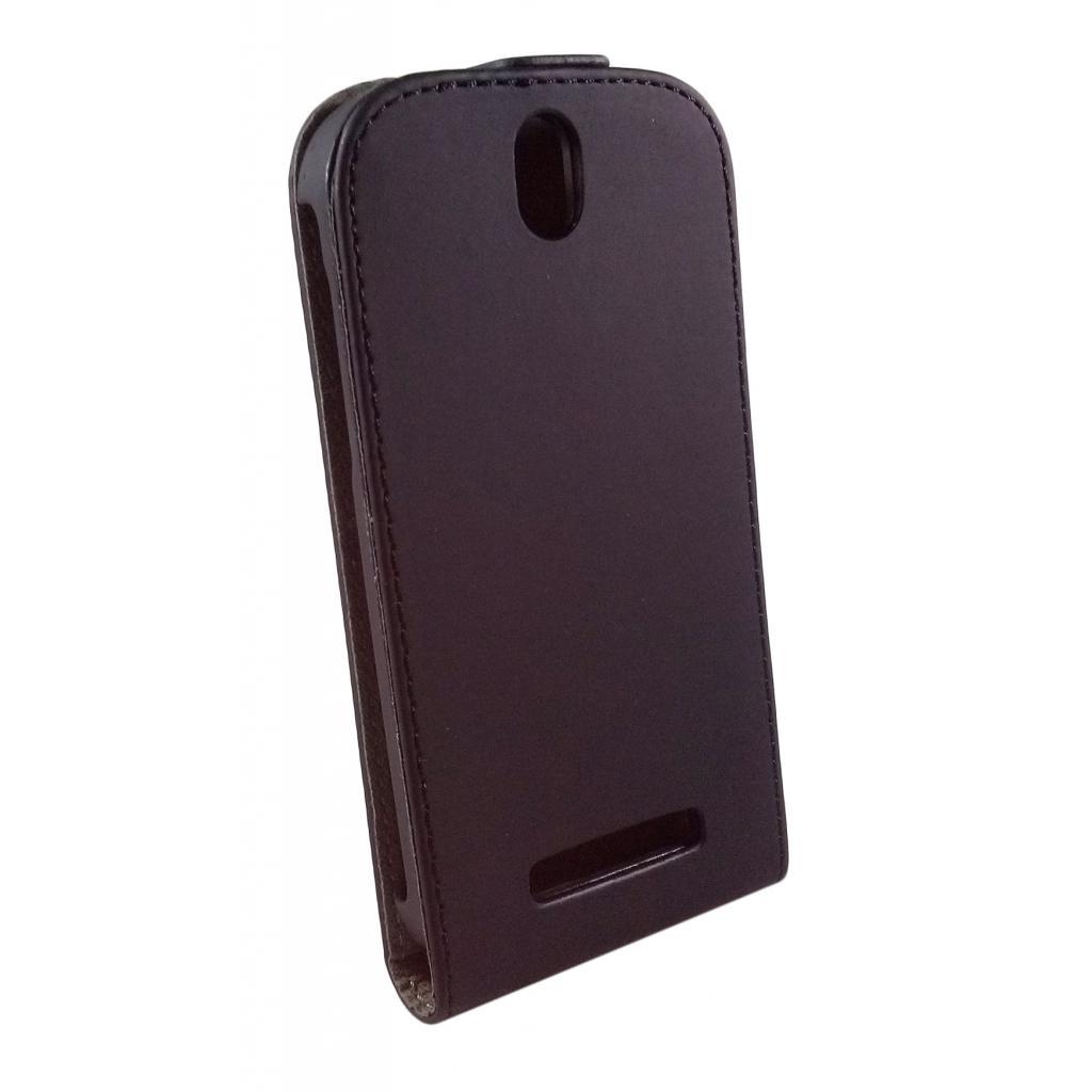 Чехол для моб. телефона GLOBAL для Lenovo K900 Black/Flip (1283126453557)