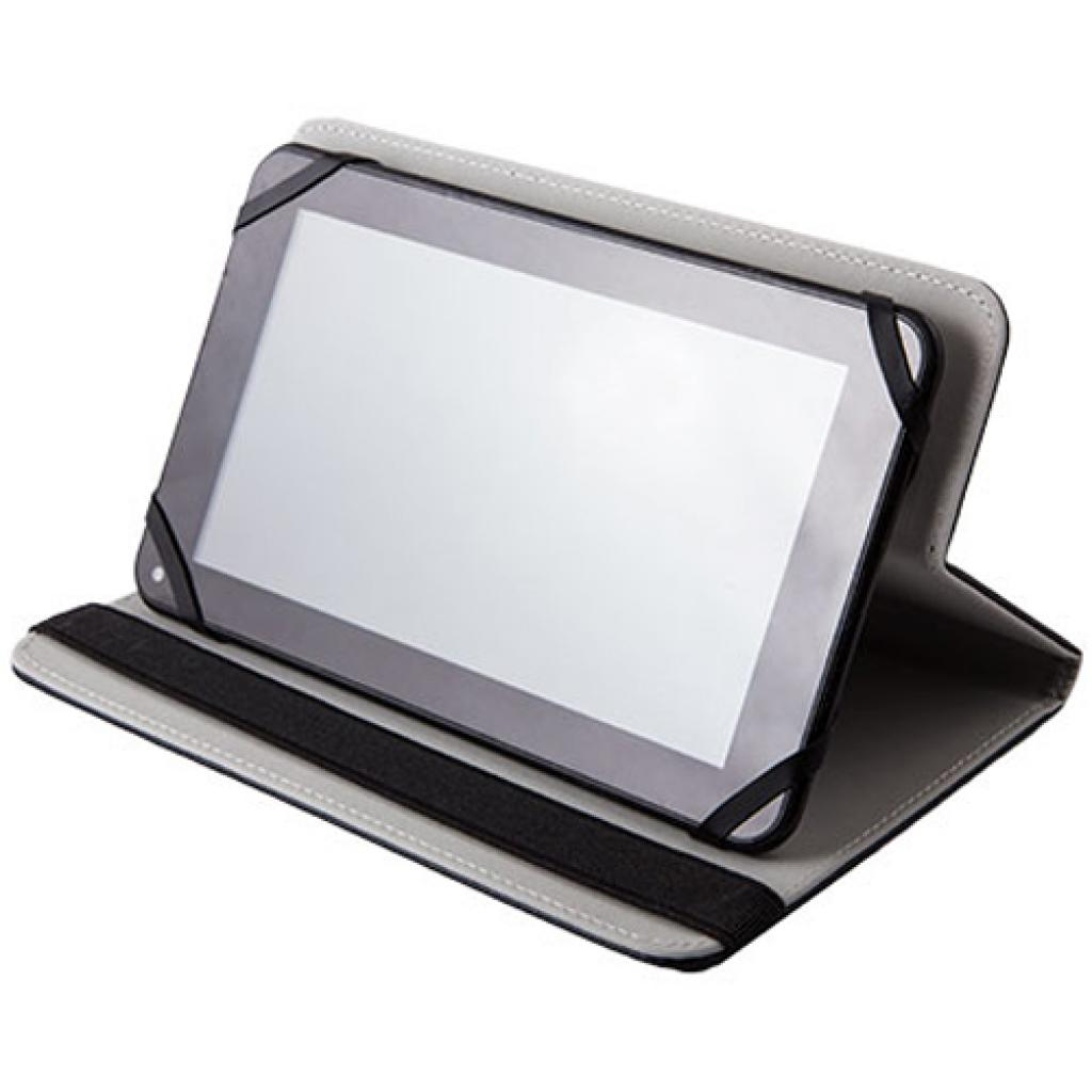 "Чехол для планшета Drobak 7"" Universal stand Black (216879) изображение 3"