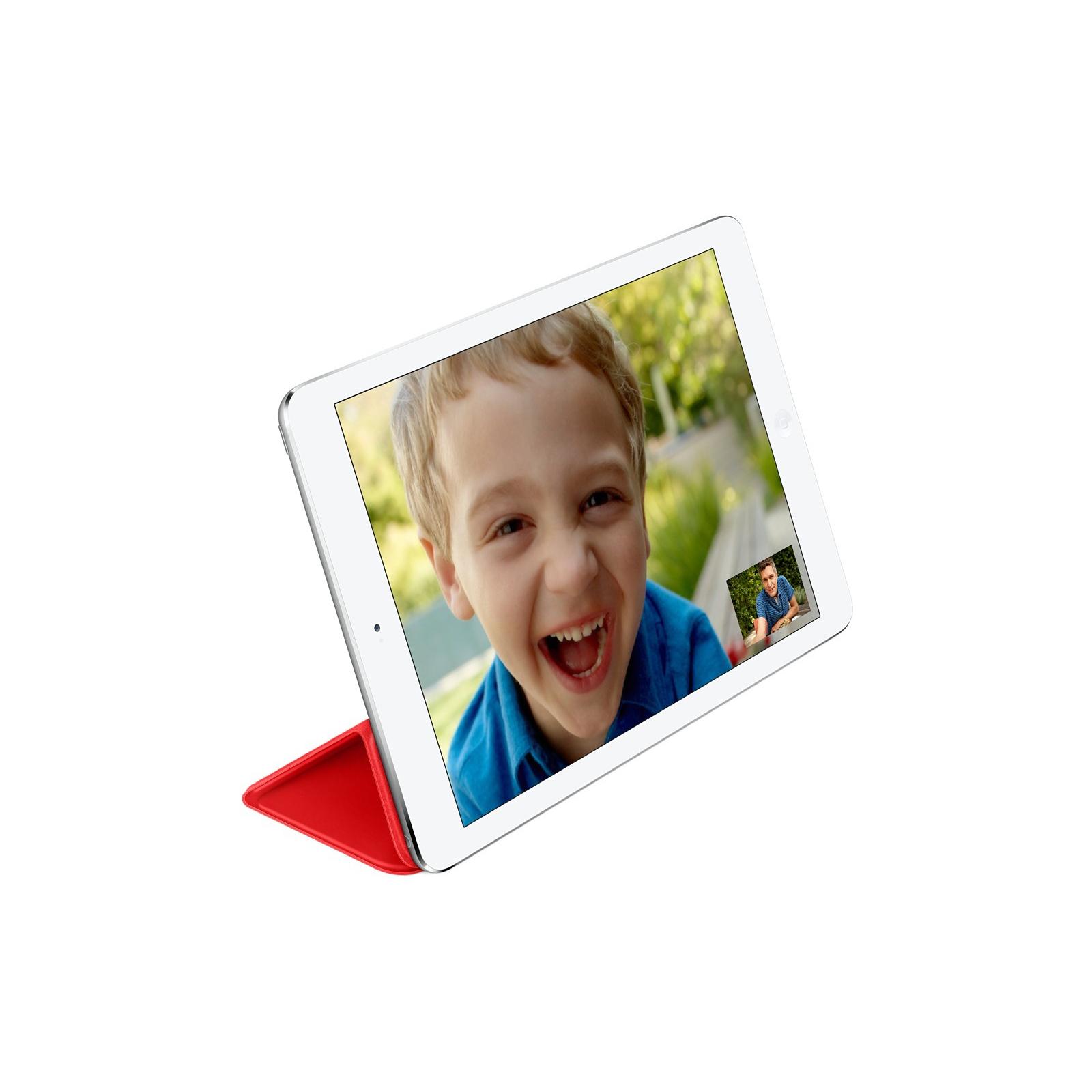 Чехол для планшета Apple Smart Cover для iPad Air (red) (MF058ZM/A) изображение 3