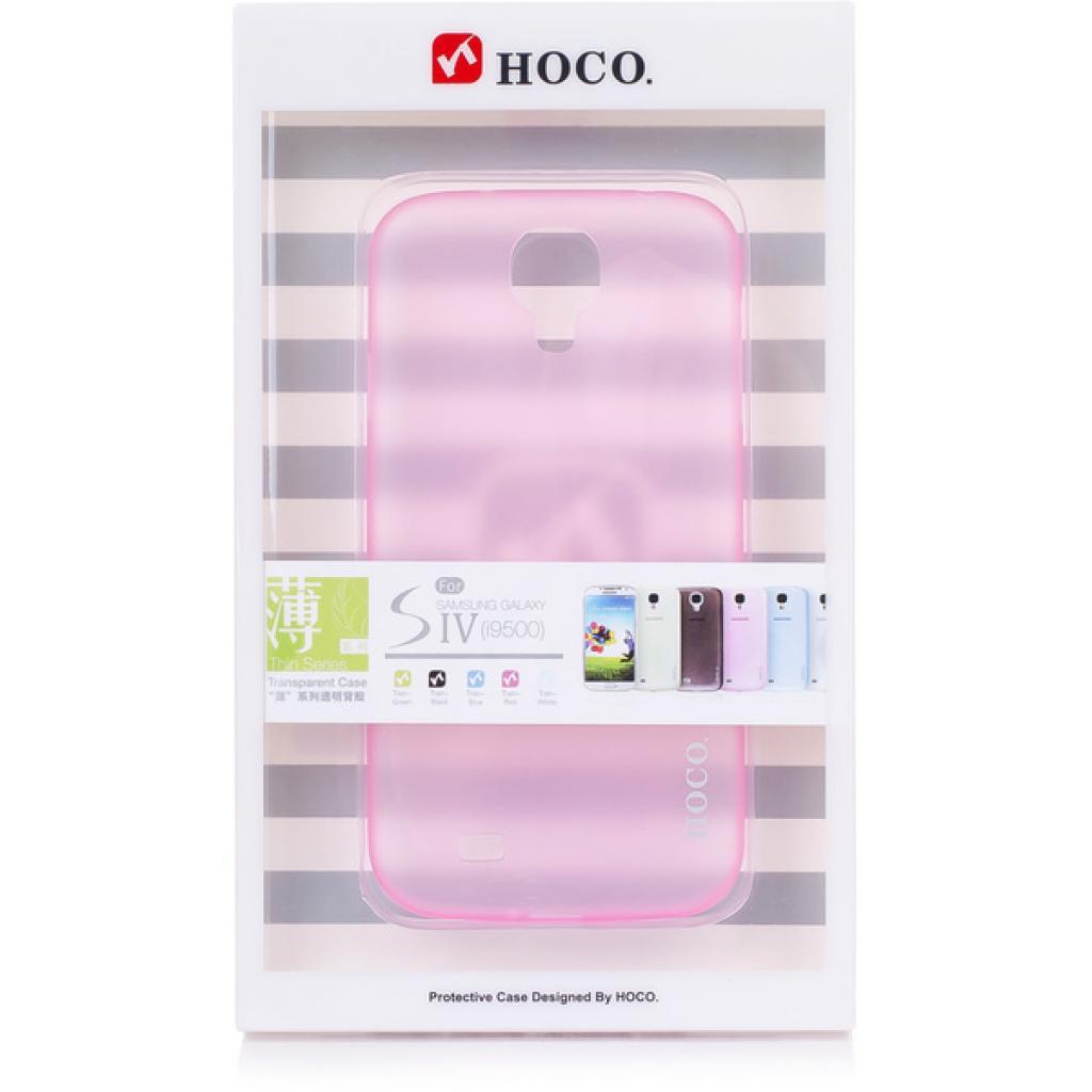 Чехол для моб. телефона HOCO для Samsung I9500 Galaxy S4 Ultra Thin/ HS-L002 (6095734)