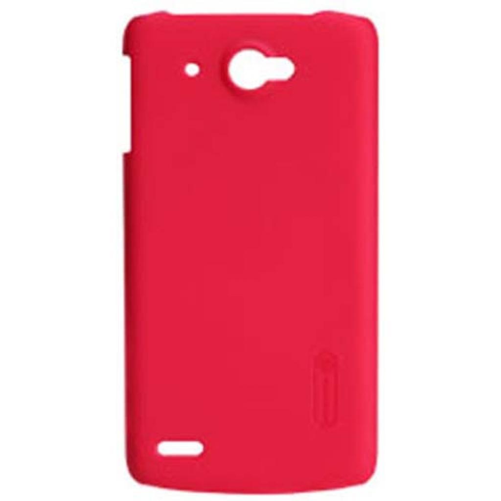 Чехол для моб. телефона NILLKIN для Lenovo S920 /Super Frosted Shield/Red (6077012)