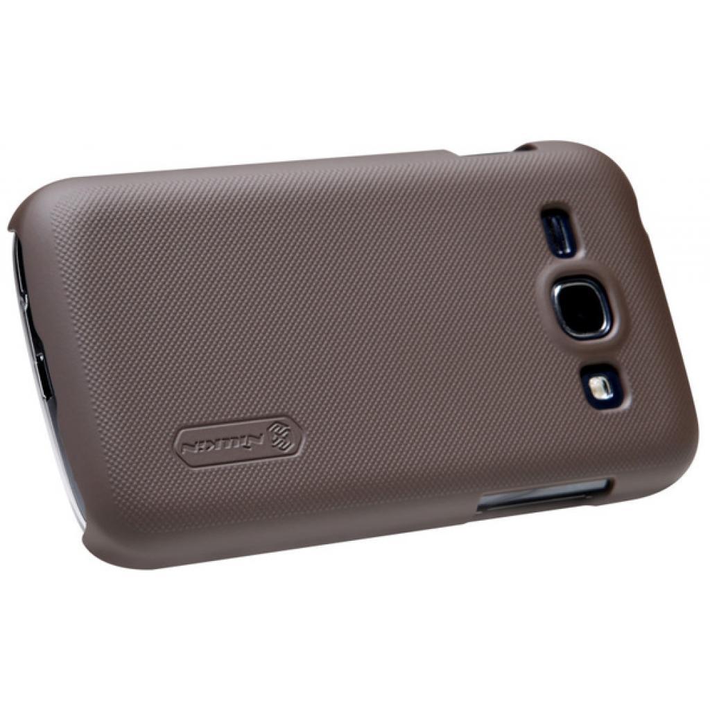 Чехол для моб. телефона NILLKIN для Samsung S7272 /Super Frosted Shield/Brown (6077028) изображение 3