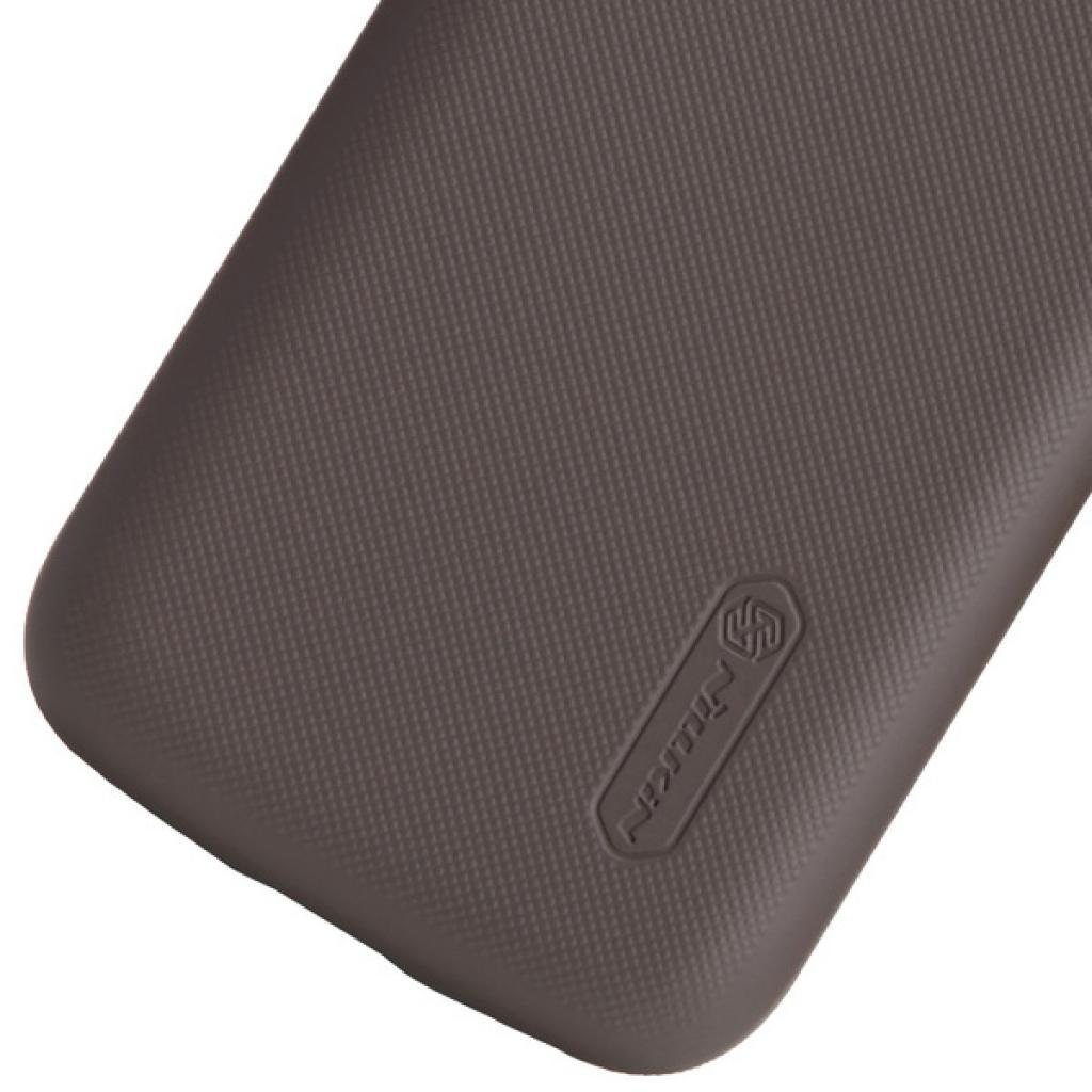 Чехол для моб. телефона NILLKIN для Samsung S7272 /Super Frosted Shield/Brown (6077028) изображение 4