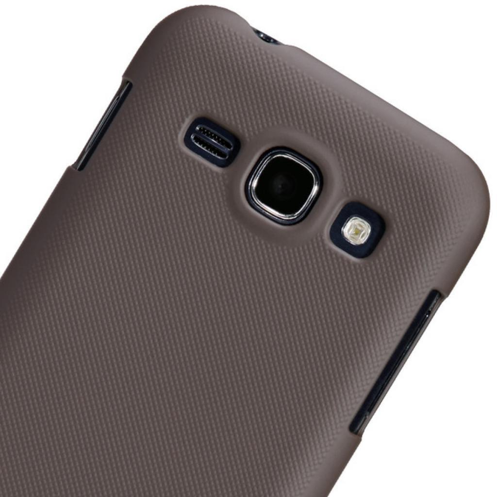 Чехол для моб. телефона NILLKIN для Samsung S7272 /Super Frosted Shield/Brown (6077028) изображение 5
