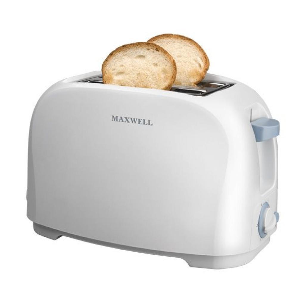 Тостер MAXWELL MW-1501 w